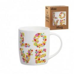 Taza Mug Love 10 cm