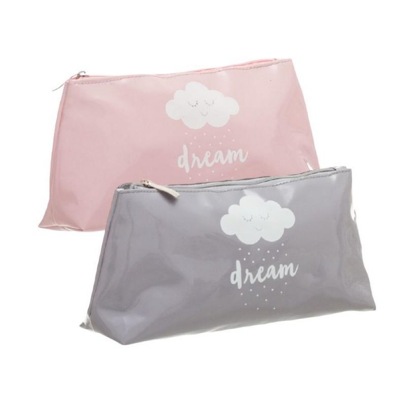Neceser x2 Colores Dream 22 cm