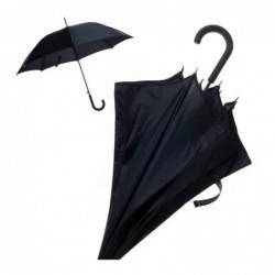 Paraguas Automatico Negro 61 cm