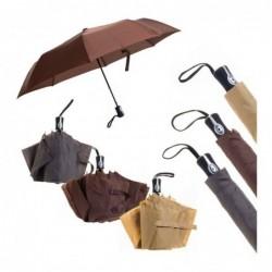 Paraguas Automatico x3 Colores 56 cm