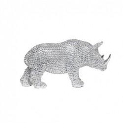 Figura Resina Rinoceronte 22 cm