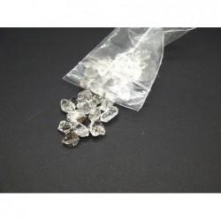Bolsa de Cuarzo Diamante Herkimer (6.5-18.5g)