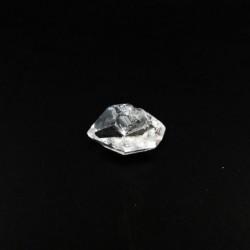 Bolsa de Cuarzo Diamante Herkimer 10 piezas (pack 16-20gr)