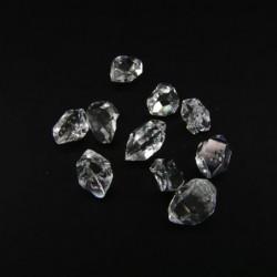 Bolsa de Cuarzo Diamante Herkimer 10 piezas (pack 3-6gr)