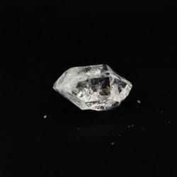 Bolsa de Cuarzo Diamante Herkimer 10 piezas (pack 42-45gr)
