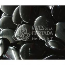 Piedra Rodado Plano Obsidiana