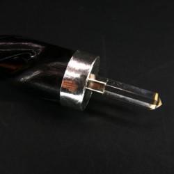 Vara Canalizadora Madera Espiral con Cobre