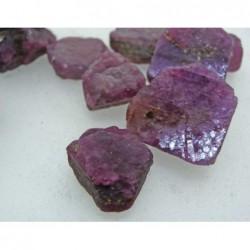 Rubi bruto Piezas entre 2-5 gramos