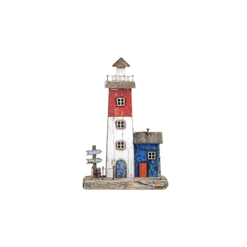 Figura Decorativa Faro 26 cm