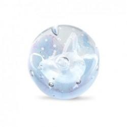Pisapapel Cristal Bola Burbujas 9 cm