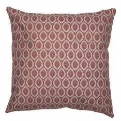 Cojin Mosaico Rojo 45 cm