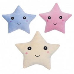 Cojin x2 Colores Estrella 20 cm