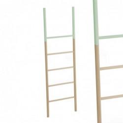 Escalera Madera Verde 150 cm
