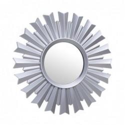 Espejo Pared Plata 39 cm