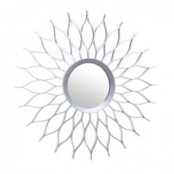 Espejo Pared Plata 50 cm