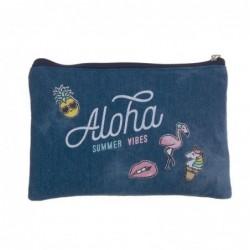 Neceser Denim Aloha 20 cm
