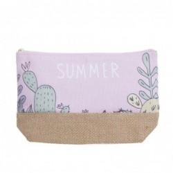 Neceser Summer Cactus 24 cm