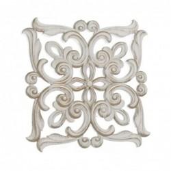 Panel Decorativo Blanco 39 cm