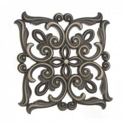 Panel Decorativo Bronce 39 cm