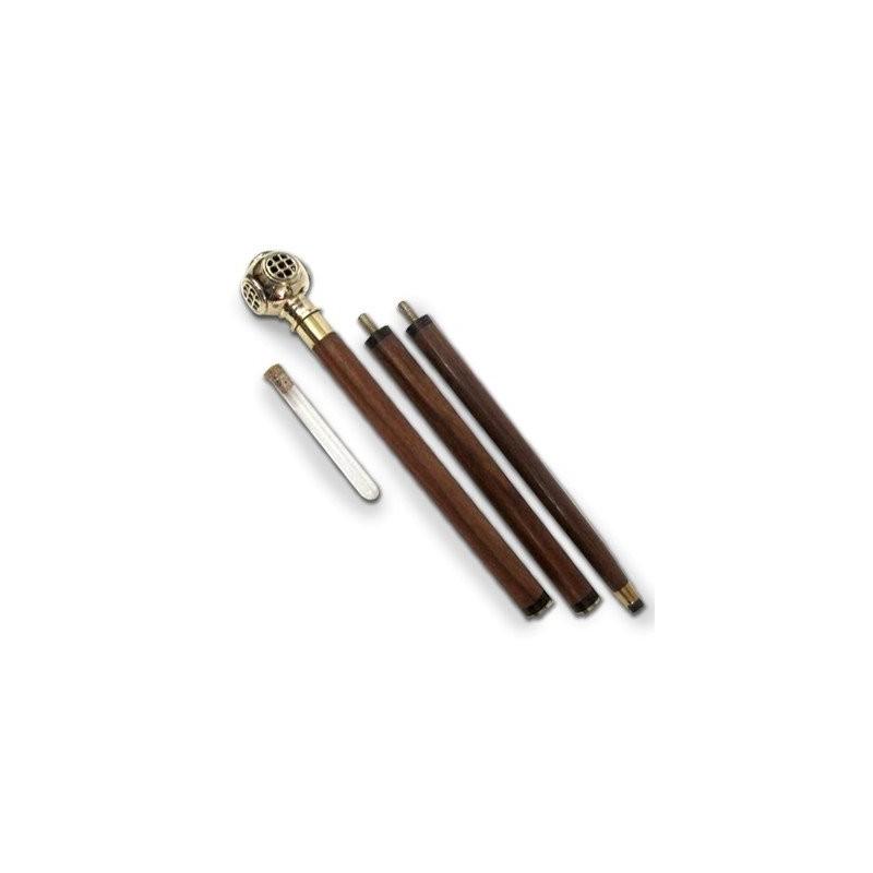 Baston con Pomo Casco Buzo 93 cm