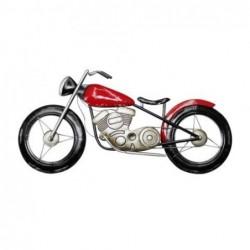 Adorno Pared Moto 78 cm