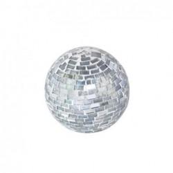 Bola Decorativa Aluminio 10 cm