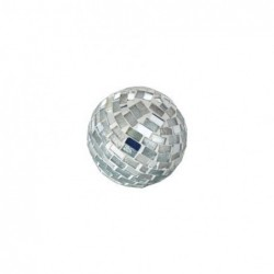 Bola Decorativa Aluminio 7 cm