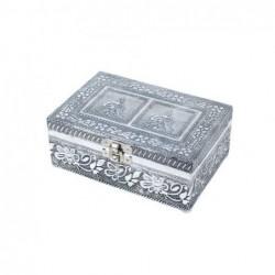 Caja Rectangular Aluminio Buda 15 cm