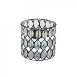 Candelabro T-Lite Cristal 8 cm