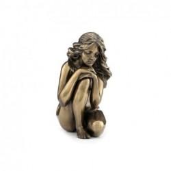 Figura Clasica Resina Mujer Desnuda 12 cm