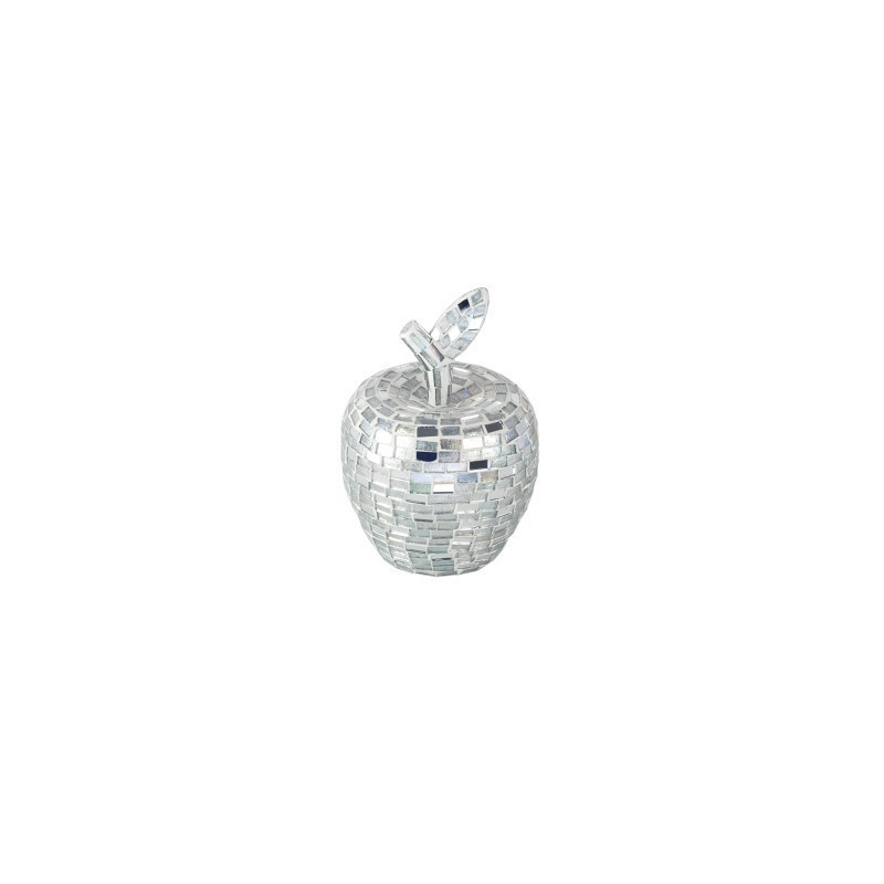 Figura Decorativa Manzana 15 cm