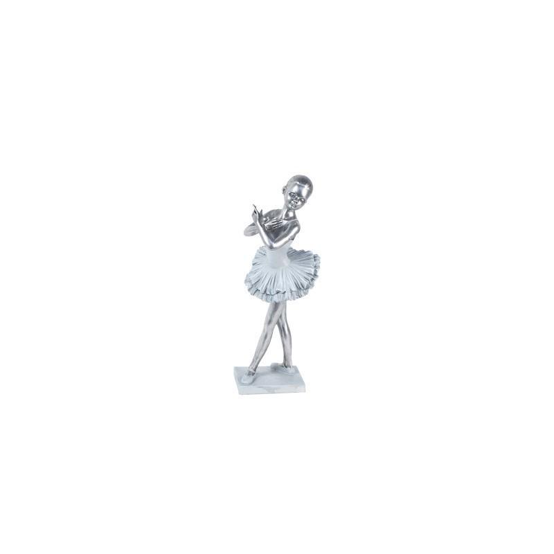 Figura Resina Bailarina 29 cm