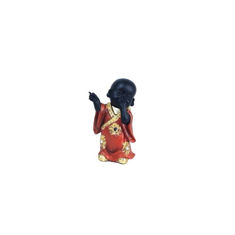 Figura Resina Buda 13 cm