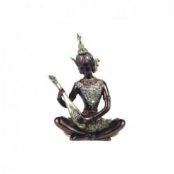 Figura Resina Buda 20 cm
