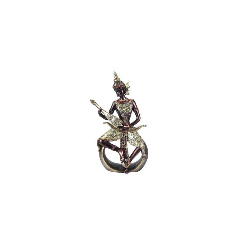 Figura Resina Buda 28 cm