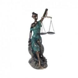 Figura Resina Diosa de la Justicia 34 cm