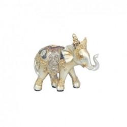 Figura Resina Elefante 10 cm