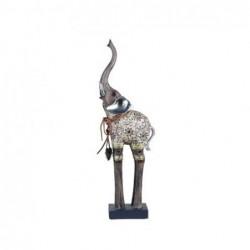 Figura Resina Elefante 38 cm