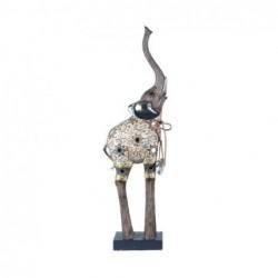 Figura Resina Elefante 46 cm