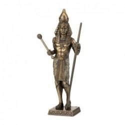 Figura Resina Faraon Egipcio 23 cm
