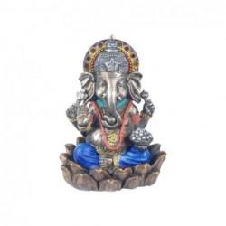 Figura Resina Ganesha 17 cm
