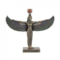Figura Resina ISIS Egipcia 25 cm