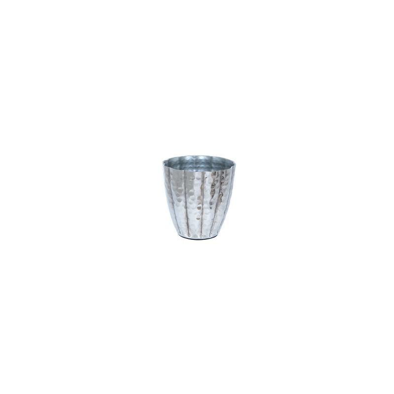 Maceta Aluminio 11 cm