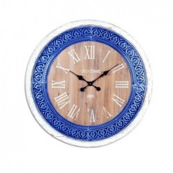 Reloj de Pared Madera Retro 75 cm
