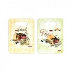 Tabla Cortar Ceramica Surtida (1 unidad) 24 cm