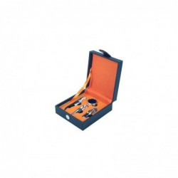Caja 4 Accesorios Vino 16 cm