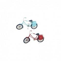 Figura Bicicleta x2 Colores 23 cm