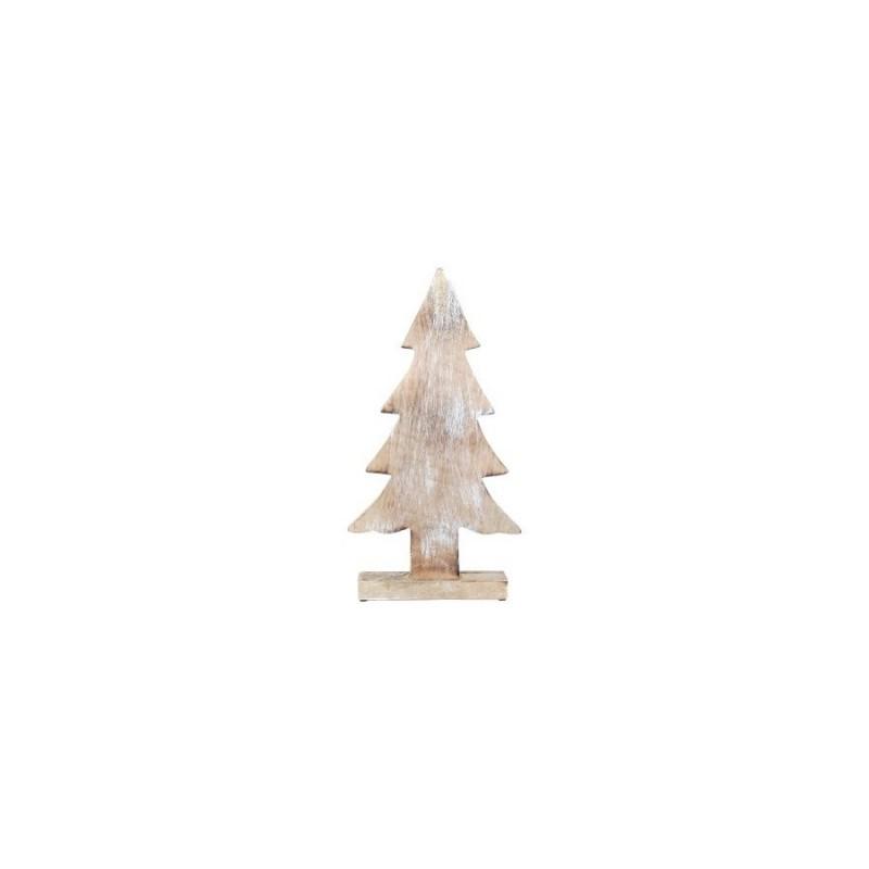 Figura Decorativa Arbol Navidad 39 cm