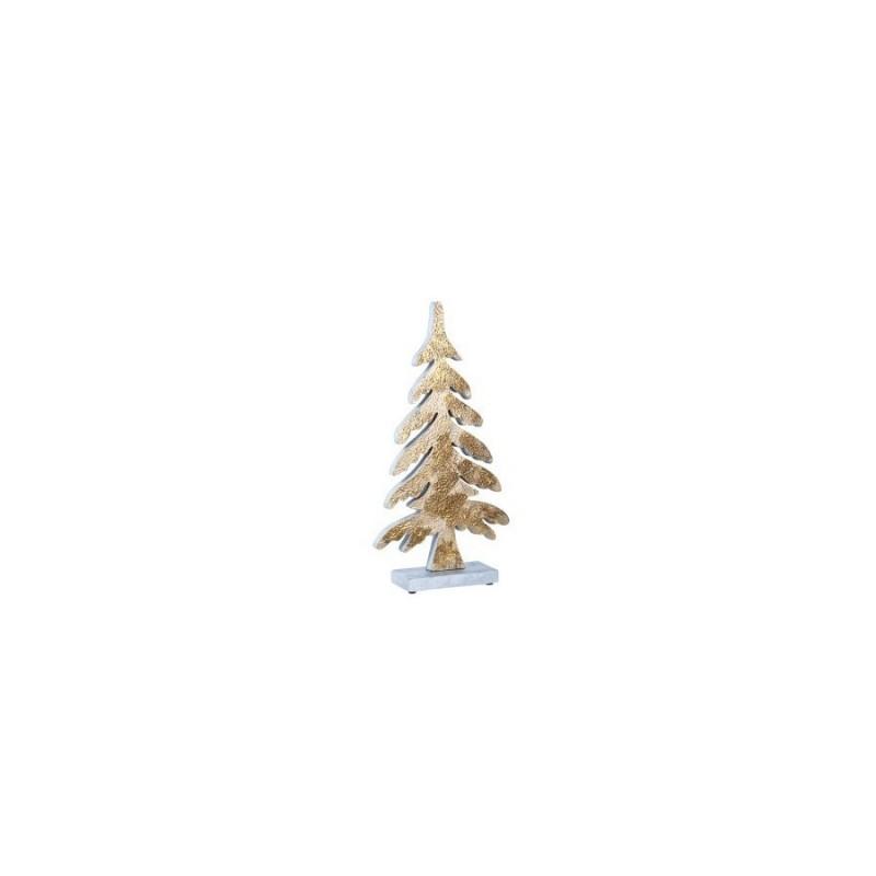 Figura Decorativa Arbol Navidad 42 cm