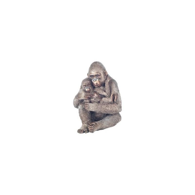 Figura Resina Orangutan 22 cm